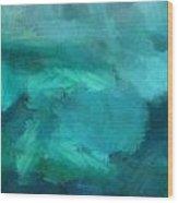 Ocean 5 Wood Print