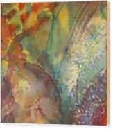 Ocean Eight Wood Print