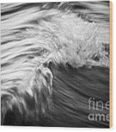 Ocean Wave IIi Wood Print
