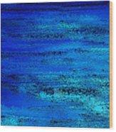 Oceanic Wood Print