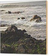 Ocean's Edge Wood Print