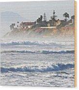 Oceanside California Wood Print