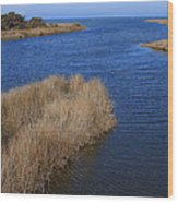 Ocracoke Island-north Carolina Wood Print