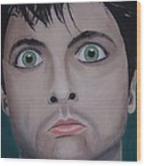 Ode To Billie Joe Wood Print