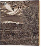 Ogden Valley I Wood Print