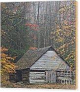 Ogle Place - D008241 Wood Print by Daniel Dempster