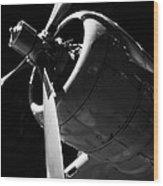 Ohio - Aircraft Propeller Wood Print