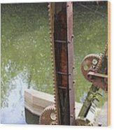 Ohio Erie Canal Wood Print