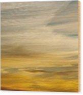 Okanagan Sunrise 1 Wood Print
