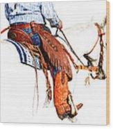 Olathes Wood Print