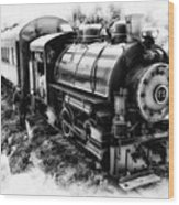 Old #75 Wood Print