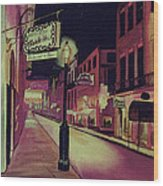 Old Absinthe House New Orleans Wood Print