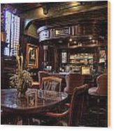 Old Bar In Charleston Sc Wood Print by David Smith