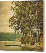 Old Bay Wood Print