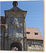 Old City Hall - Bamberg Wood Print