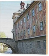 Old City Hall - Bamberg - Germany Wood Print
