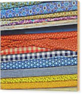 Old Country Store Fabrics Wood Print