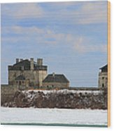 Old Fort Niagara Wood Print