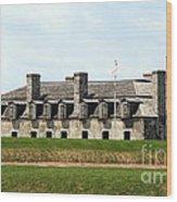 Old Fort Niagara Wood Print