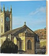 Old Kilpatrick Church 01 Wood Print