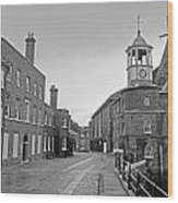 Old London Wood Print