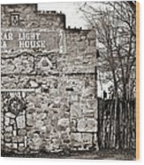 Old Opera House Wood Print by Marilyn Hunt