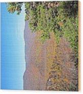 Old Rag Hiking Trail - 121224 Wood Print