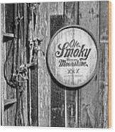 Ole Smoky Moonshine Wood Print