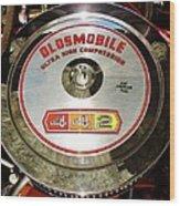 Oldsmobile 442 Wood Print
