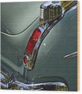 Oldsmobile 88 Wood Print