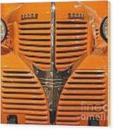 Ole Dodge Wood Print
