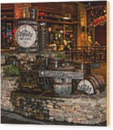 Ole Smoky Tennessee Moonshine Holler Wood Print
