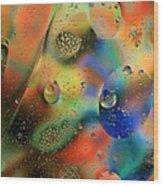 Olej I Woda 1 Wood Print