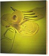 Olive Wood Print