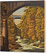 Olympia Wood Print