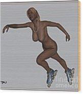 Olympics 1o1 Wood Print