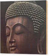 Om Mani Padme Hum  - Buddha Wood Print