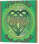 O'malley Soul Of Ireland Wood Print