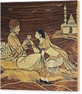Omar Khayyam Wood Print by Suhas Tavkar