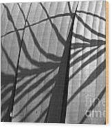 Ombres Wood Print