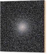 Omega Centauri Ngc 5139 Wood Print