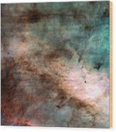 Omega Swan Nebula 1 Wood Print