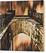 Brooklyn Wood Print