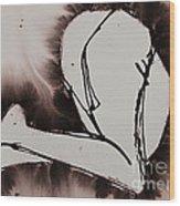 More Than No. 1030 Wood Print