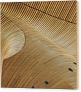 Once A Tree Wood Print