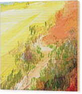 One Fine Spring Day Wood Print
