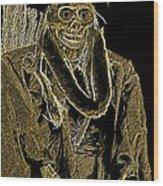 One Hallow's Eve Wood Print