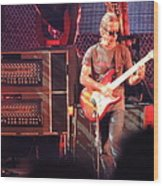One Of The Greatest Guitar Player Ever Wood Print