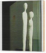One Of Those Windows 01 Wood Print