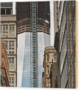 One World Trade Center #2 Wood Print